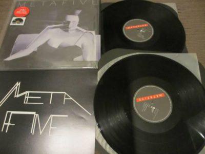 METAFIVE「META」アナログレコード