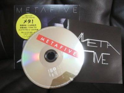 METAFIVE「META」CD
